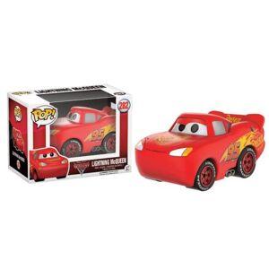 DNEY Figurine Funko Pop Disney Cars 3 Flash McQueen 9 cm - Petite figurine