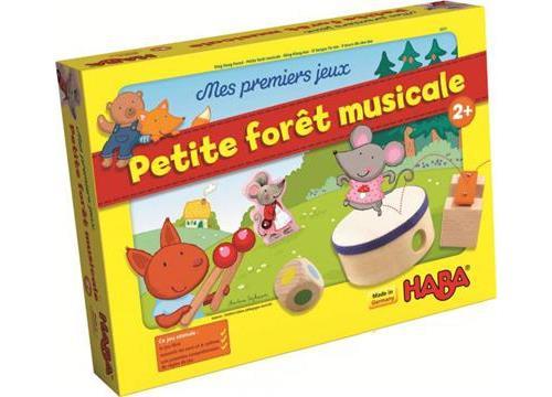 Non communiqué Haba - Jeu Petite Forêt Musicale - Jeu d'éveil