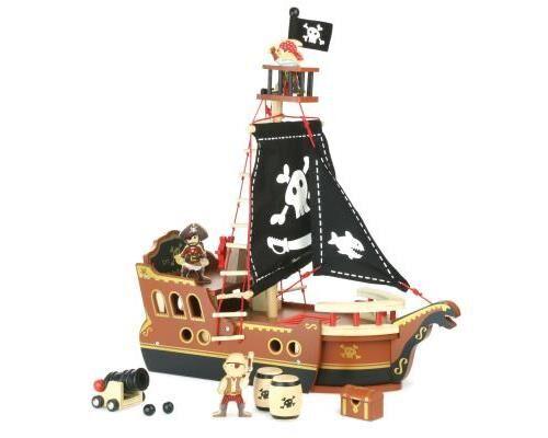 Non communiqué Ô mon bateau pirate Vilac - Autre jeu d'imitation