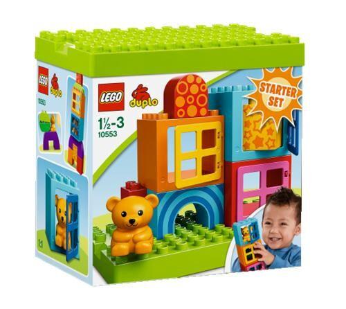 DPLO LEGO® DUPLO® Créative 10553 Cubes de construction pour tout petits - Lego