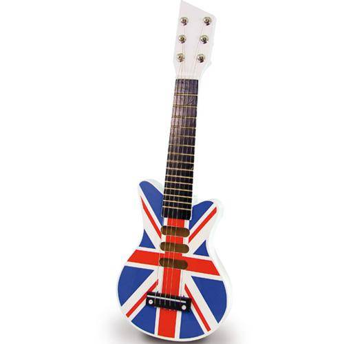 **** Vilac Guitare Rock Union Jack - Jouet musical