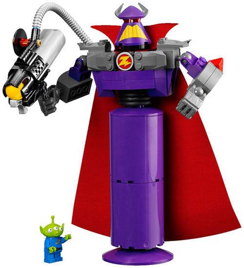 LEGO® Disney Pixar Toy Story 7591 Figurine Zorg à construire - Lego