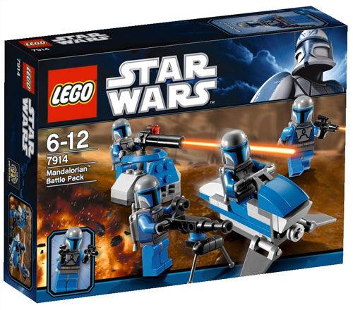 LEGO® Star Wars 7914 Mandalorian Battle Pack - Lego