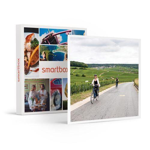 SMARTBOX - 4h de vélo électrique à 2 à travers les vignobles Champenois - Coffret Cadeau - Coffret cadeau