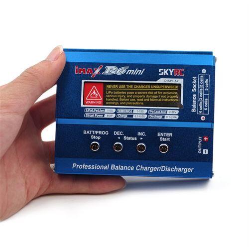 SKYRC imax b6 Mini Chargeur professionnel Solde / déchargeur RC voiture - Radiocommande / Servos