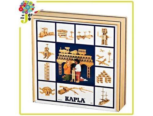 Kapla Jeu De Construction Kapla Boîte 100 Pièces Planchette Naturel - Autres jeux de construction