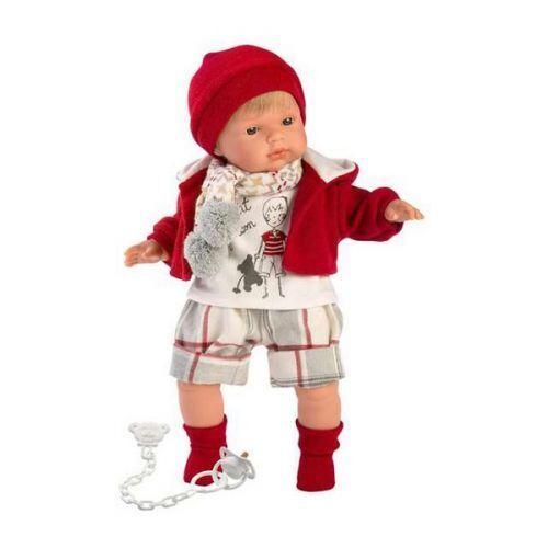 LLORENS Poupée Bébé Shasha Llorens (38 cm) - Accessoire poupée