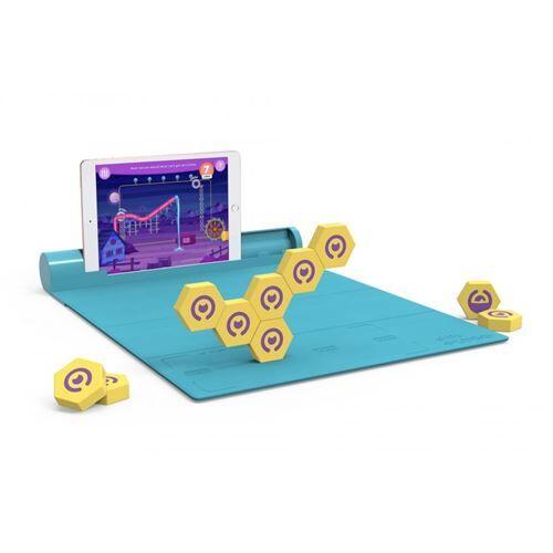 non communiqué jeux de construction interactif pour enfant - réalité augmentée stem - jeux et ingénierie pédagogique , puzzles, aventures - jouet multimédia