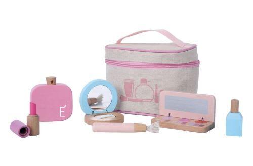 Everearth Ensemble de maquillage rose bleu - Déguisement enfant