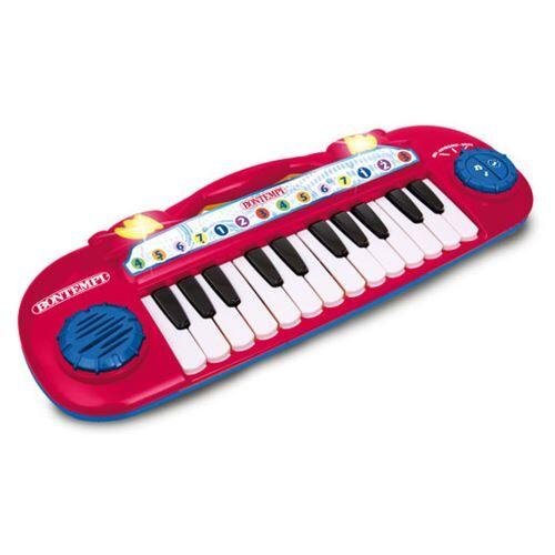 bontempi clavier électronique 45 cm bontempi - instruments de musiques