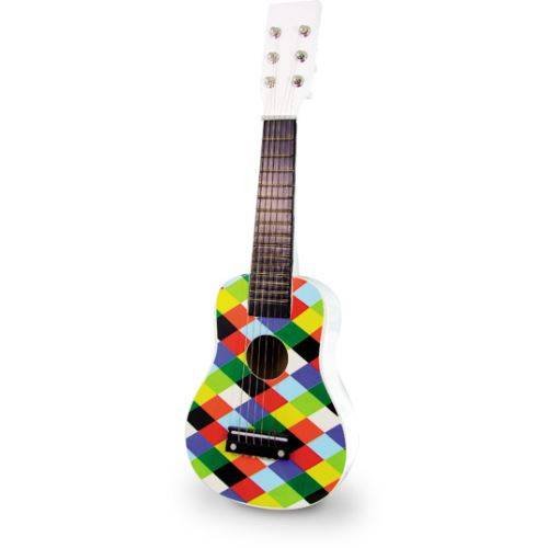 Vilac Guitare arlequin - Jouet multimédia