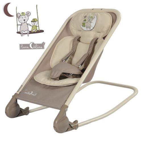 looping transat balancelle et jeux lc looping lune câline - transats pour bébé