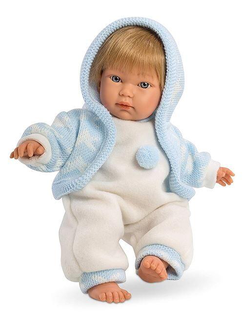 Llorens 30001 – Vin Fin Poupée bébé cuqui, 30 cm - Accessoire poupée
