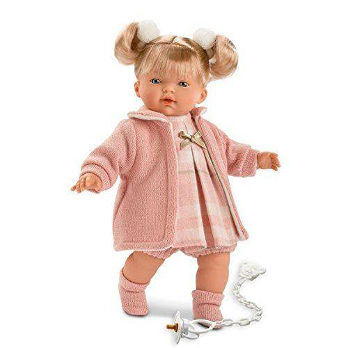 Llorens Poupée Paula pour bébé (33298) - Accessoire poupée