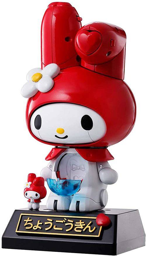 Tamashii Nations Figurine - Hello Kitty - My Melody Chogokin - Autres figurines et répliques