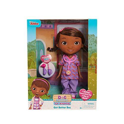 Jouer à Doc McStuffins Obtenez une meilleure poupée doc - Poupée
