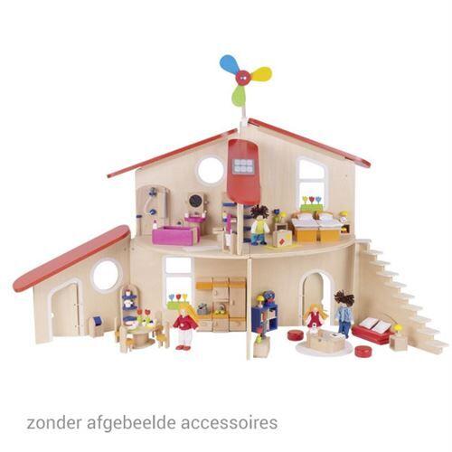 maison de poupée en bois - autres