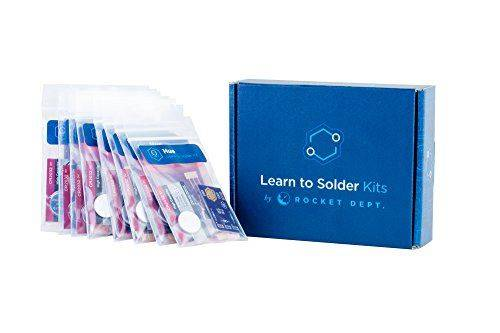 Non communiqué Learn to Solder Kit Hue (Educator Pack) - Jeux scientifiques