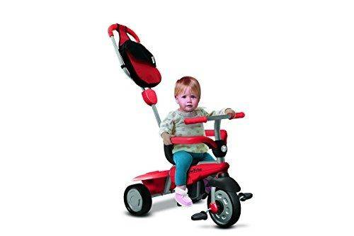 Giochi Preziosi Smartrike le tricycle smart trike breeze gl véhicule, rouge gris - Tricycles