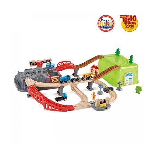 Hape Railway bucket builder set - Autres trains