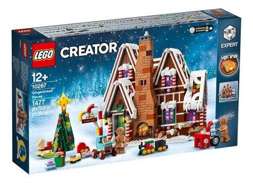 LEGO Creator Expert 10267 La maison en pain d'épices - Lego
