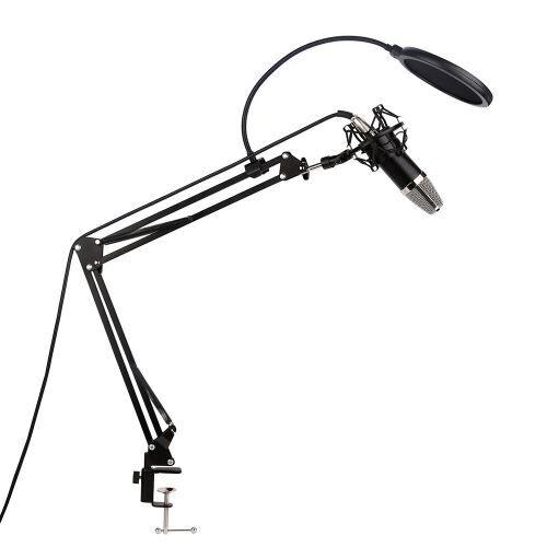 professional studio broadcasting enregistrement microphone à condensateur - jeux d'éveil