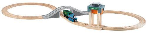 Fisher Price Thomas & friends - coffret circuit train livraison de charbon 21 pièces - Circuit trains