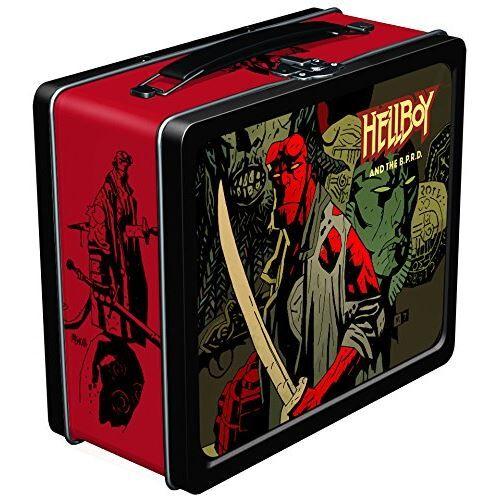 Non communiqué Dark Horse Deluxe Hellboy La boîte à lunch du BPRD - Autres figurines et répliques