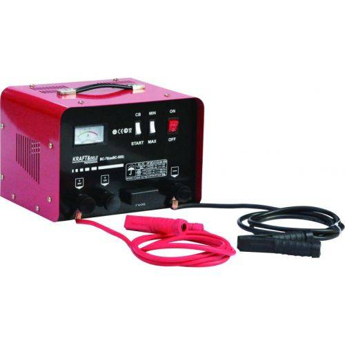 dcraft   chargeur de batterie voiture aide au démarrage 12/24v 180a 12/24v   capacité batterie 20/500ah   démarreur voiture   rouge/noir - autres