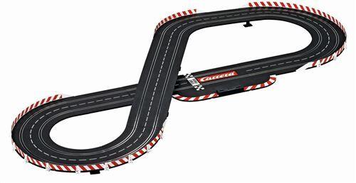 Carrera DTM Speed Duel hippodrome avec voitures 530 cm noir - Circuit voitures