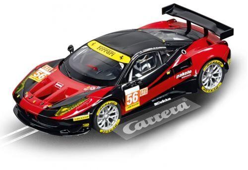 Carrera Evolution hippodrome voiture Ferrari 458 Italia GT2 No.56 - Voiture