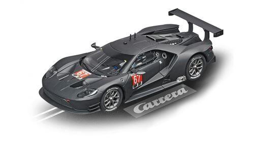 Carrera Voiture de course sur circuit Ford GT Race Race Car noir - Voiture