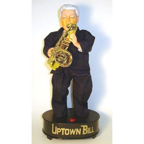 Non communiqué Bill Clinton Uptown Bill Sax Figure à jouer - Autres figurines et répliques