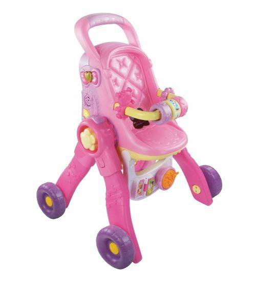 VTech Little Love 3-in-1 Doll transport - Poupée