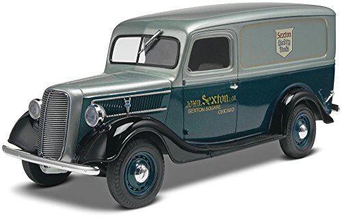 RevellMonogram 37 Ford - Camion de livraison de panneaux - Voiture