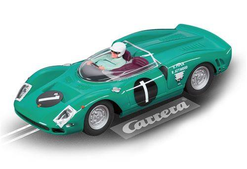 Carrera Digital 132 voiture de l'hippodrome Ferrari 365 P2 No.01 - Voiture