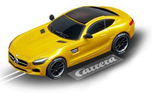 Carrera Voiture numérique à l'hippodrome Mercedes AMG GT Coupé 1:43 - Voiture