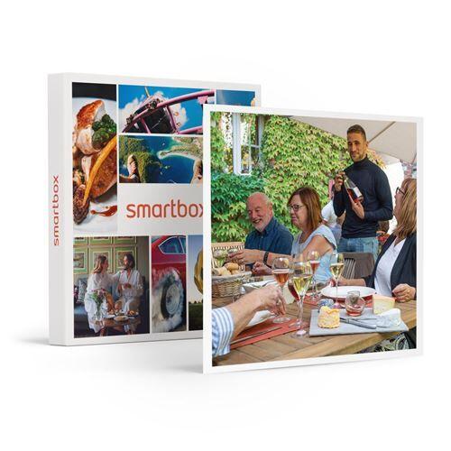 SMARTBOX - Balade à vélo électrique, Dégustation et Déjeuner en Champagne - Coffret Cadeau - Coffret cadeau