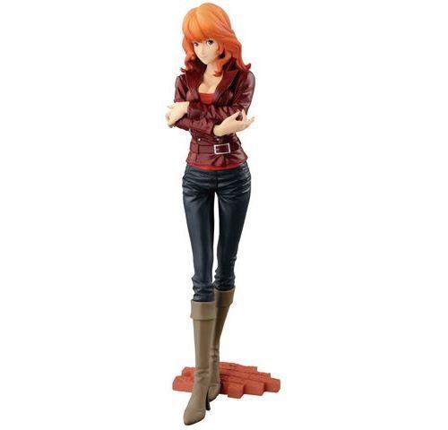 Banpresto Lupin the Third Figurine Pièce maîtresse de 9 pouces de la mine Fujiko - Autres figurines et répliques