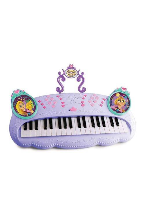 imc toys clavier électronique - raiponce - instruments de musiques