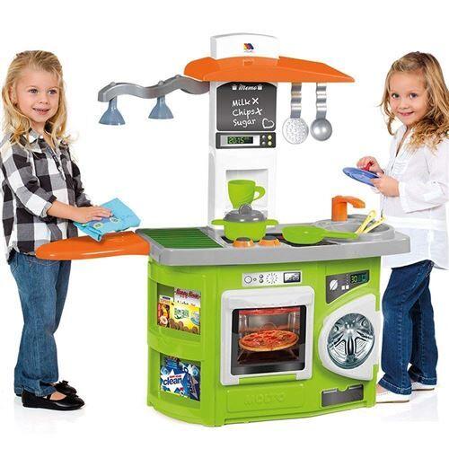 Molto - 2077514 - Cuisine De Jeu Des Fonctions Électroniques - Vert - Ménage nettoyage