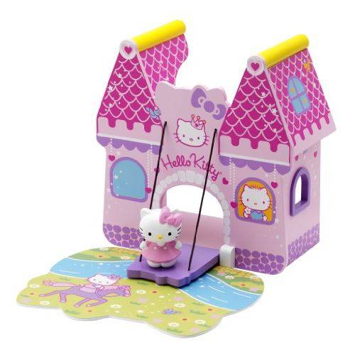 Hello Kitty Enchanted Castle with Figurine - Poupée