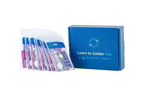 Non communiqué Learn to Solder Kit Blink (Educator Pack) - Jeux scientifiques