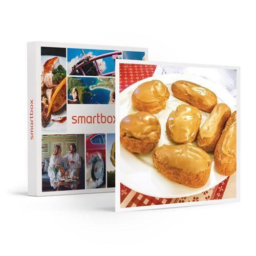 SMARTBOX - 4h de cours de pâtisserie sans gluten à domicile en Île-de-France - Coffret Cadeau - Coffret cadeau
