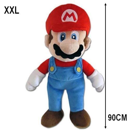 Guizmax Géante ! Peluche Mario Bross 90 cm XXL - Peluche (autre)