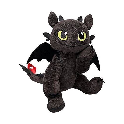 Build A Bear Animal en peluche sans dents, Comment dresser votre dragon 2, 17 in. - Ours en peluche