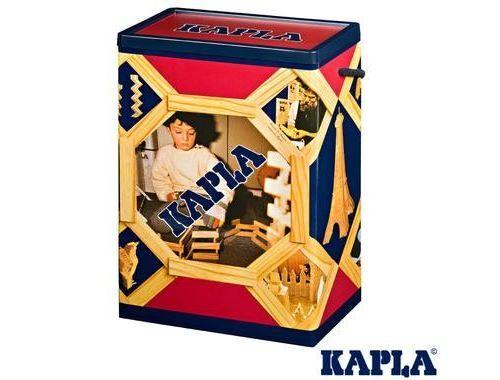 Kapla Jeu De Construction Kapla Baril De 200 Planchettes Naturel - Autres jeux de construction