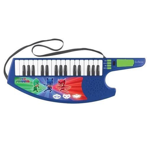 lexibook - pyjamasques - clavier guitare electronique - autre jeu d'imitation