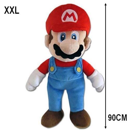 Guizmax Géante ! Peluche Nintendo Mario Bross 90 cm XXL - Personnage en peluche