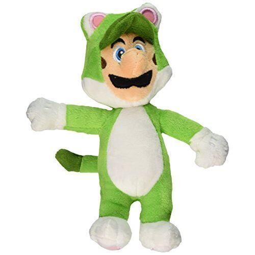 Nintendo Le monde de Nintendo Mario Bros en peluche Luigi en peluche - Ours en peluche